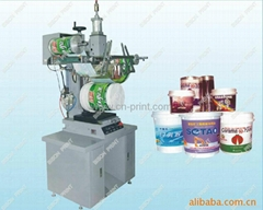 Heat Transfer Machine for Large Bucket/Barrel