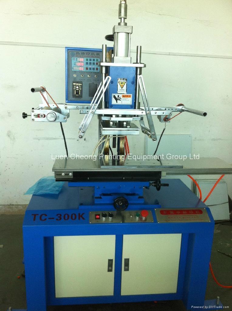 PLC Flat/cylinder Heat Transfer Machine  2