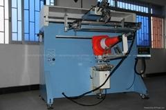 LC-700E曲面絲印機