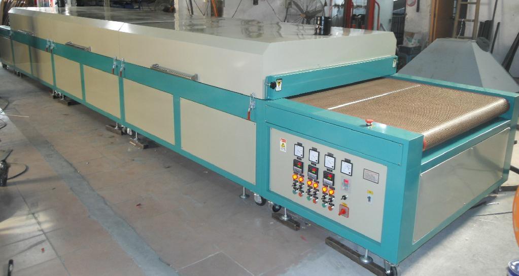 R TUNNEL  Machine