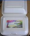 4-color open tray pad printer for big box 5