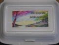 4-color open tray pad printer for big box 6