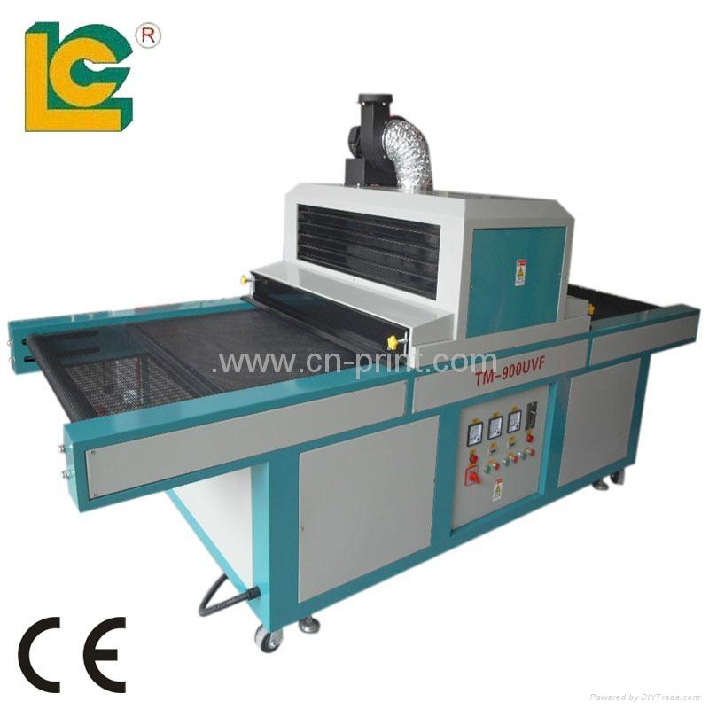 Plane UV Drying machine TM-900UVF 3