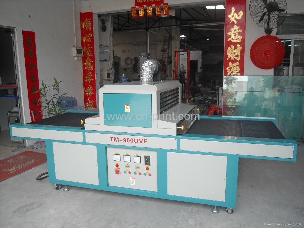 Plane UV Drying machine TM-900UVF 5