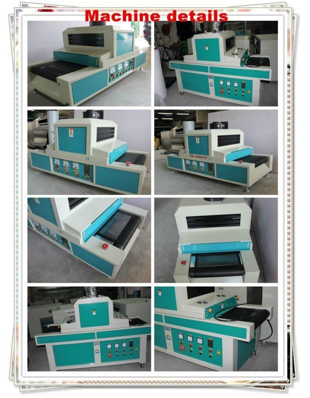 UV Drying Machine TM-500UVF 9