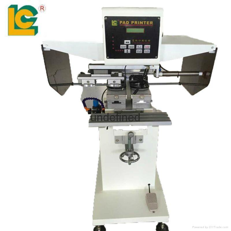 tagless label pad printing machine