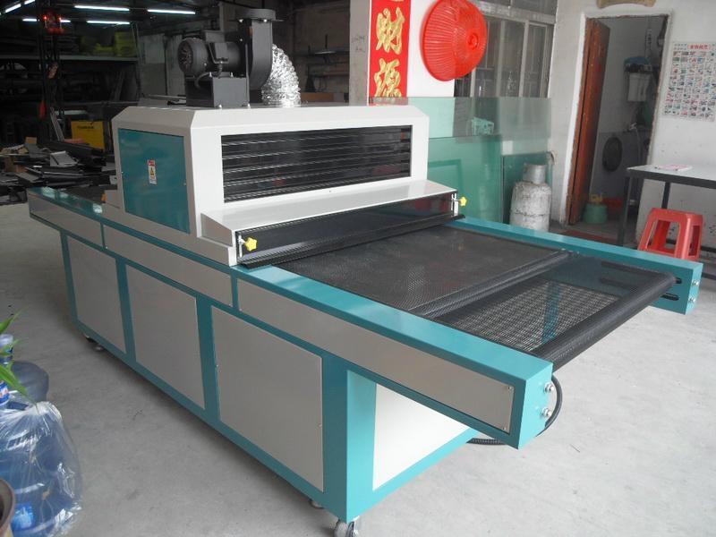 Plane UV Drying machine TM-1000UVF 5