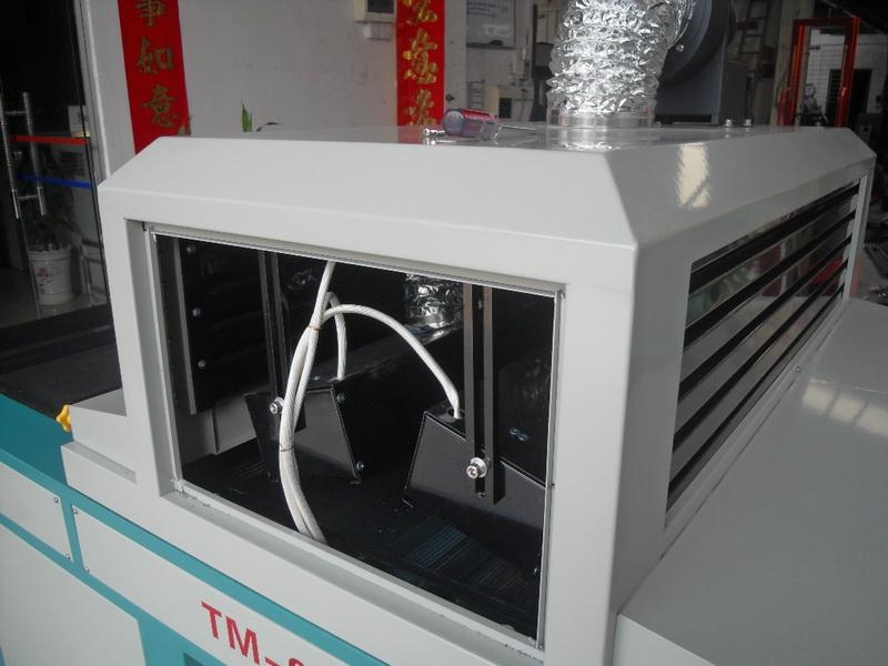 Plane UV Drying machine TM-1000UVF 4