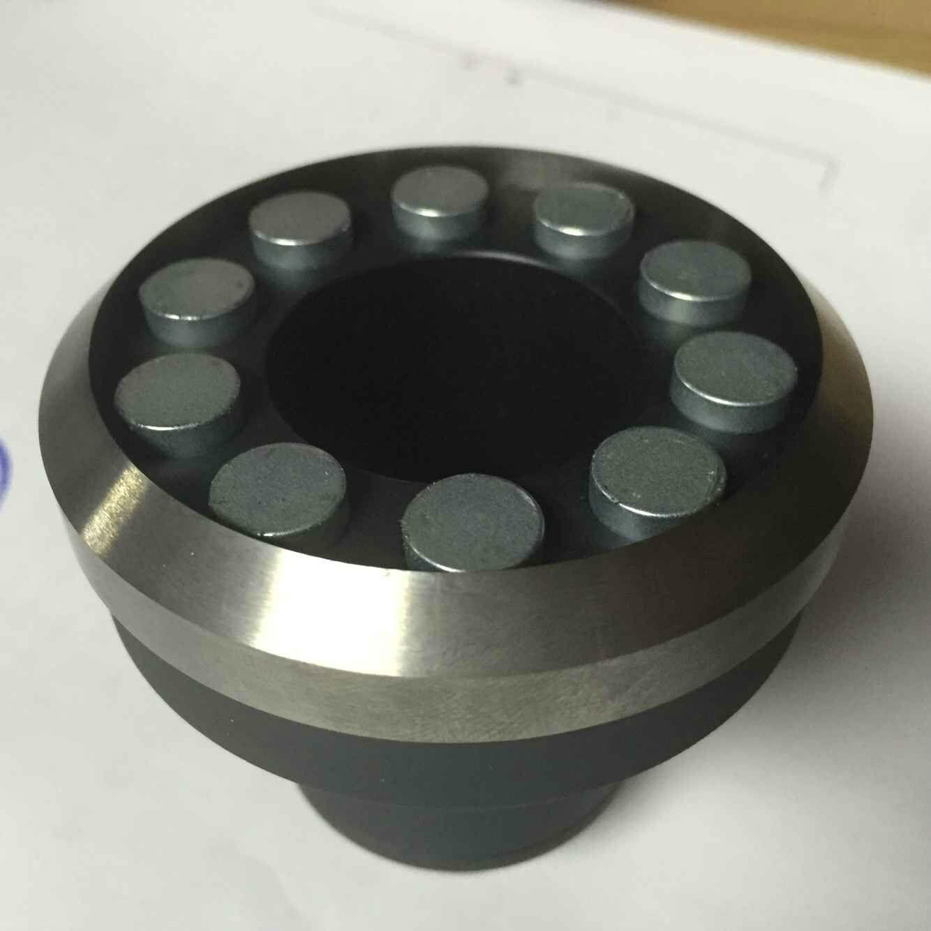 outside diameter 70mm, innder diameter 60mm, ink cup ring high 12mm sealed ink cup for pad printer