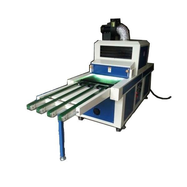 High seep UV curing machine