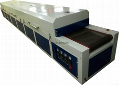 IR Hot Drying Tunnel IR dryer oven
