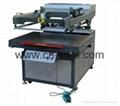 Oblique Arm Flat  Serigraphy Printer 1