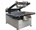 Oblique Arm Flat  Serigraphy Printer 2