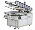 Oblique Arm Flat  Serigraphy Printer 3