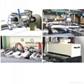 Plastic bottle Automatic two colour cylinder UV Screen Printer