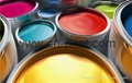 ABS alchohal-resistant plastic ink