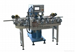 automatic 4 color pad printing machine for bottles
