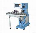 One Colour Conveyer Sealed cup Pad Printer