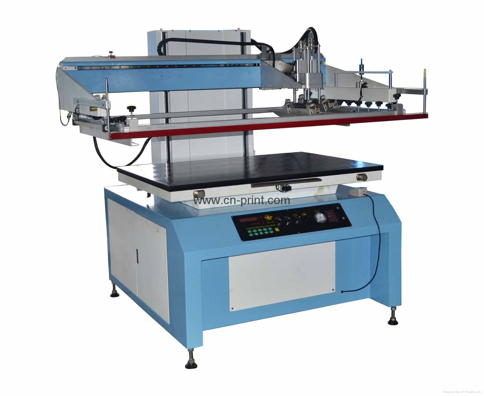 Large-size Plane Screen Printer 1