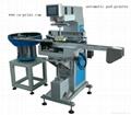 tape spool automatic pad printing machine tampografia