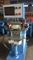 PLC System Transverse Flow tampografia for insole with pad cleaning system 4