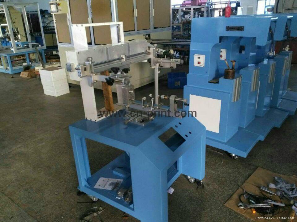 单色曲面丝印机 LC-PA-300 9