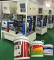 Painting bucket heat transfer printing machine with Drum fan film 6