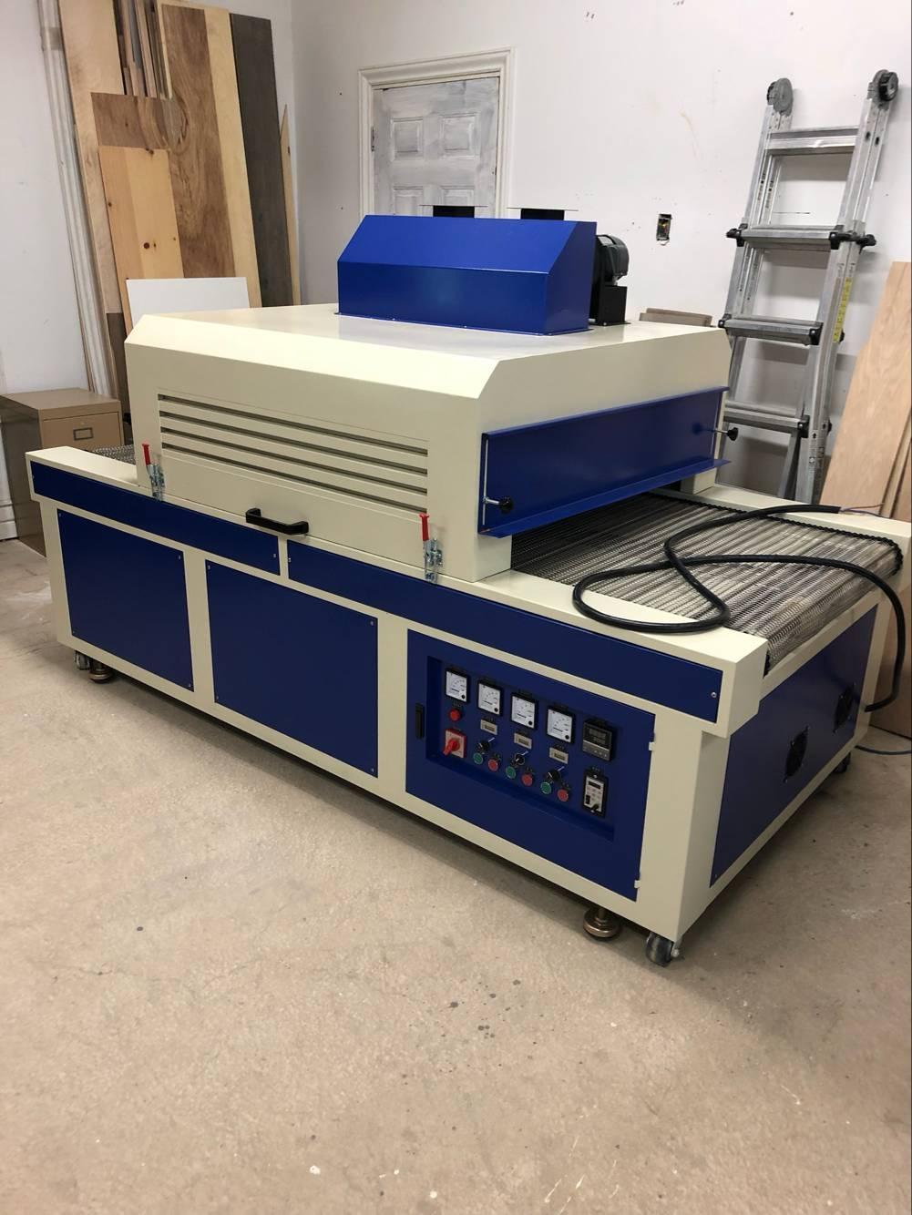 Plane UV Drying machine TM-900UVF 2