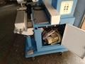 Single Transverse  Flow SD card Pad Printing machine 4