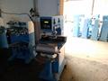 Single Transverse  Flow SD card Pad Printing machine 5