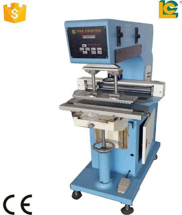 Single Transverse  Flow SD card Pad Printing machine 1
