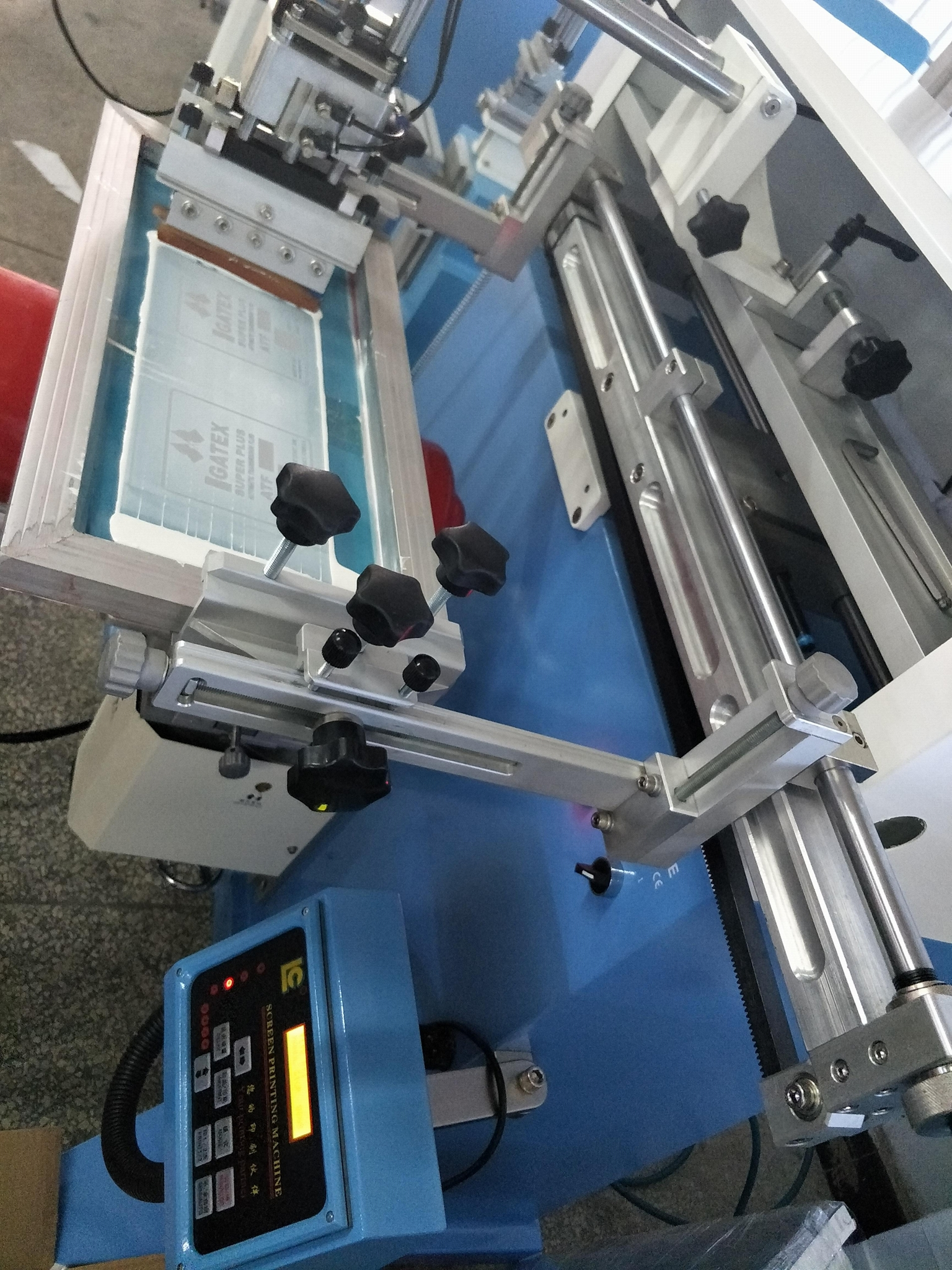 Cosmetic Tube  Screen Printer  8