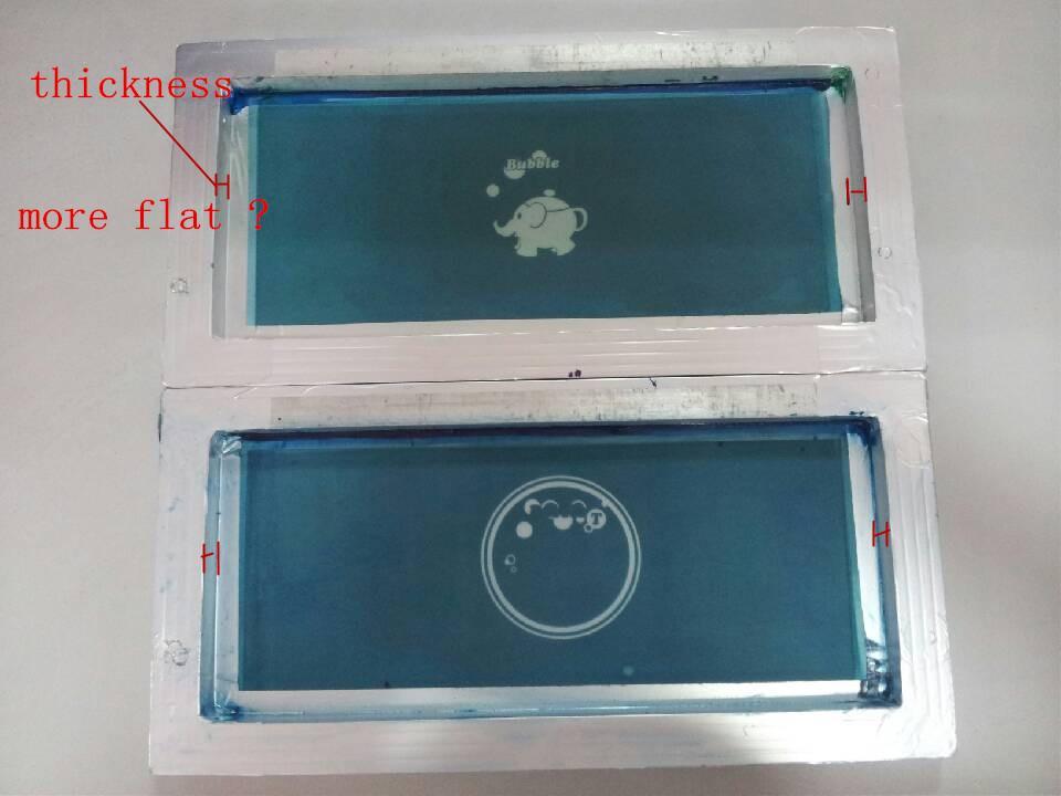 Silk Screen cliche  Frame (Aluminium frame ) 1