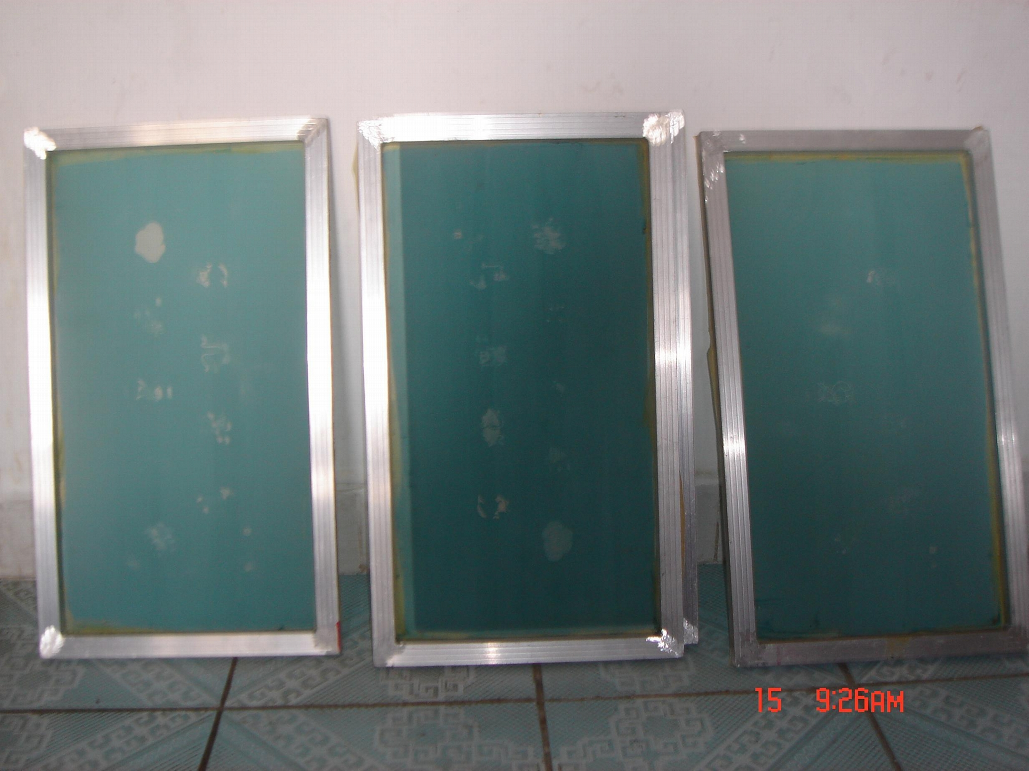 Silk Screen cliche  Frame (Aluminium frame ) 4