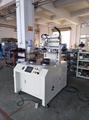PLC contorl system Flat screen printing machine 3 stations 3