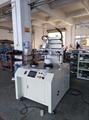 PLC contorl system Flat screen printing machine 3 stations 6