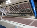 IR Hot Drying Tunnel with Automatic correction system  with cylinder and sensor