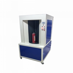 Fire Extinguisher cylinder UV Curing machinery