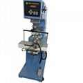 Rotatory pad printing machine for