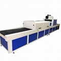 Infared ray drying+UV drying oven
