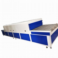 Large size high temperature Infared ray drying tunnel oven machine