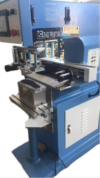 PLC System Transverse Flow tampografia for insole with pad cleaning system 13