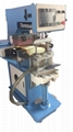 PLC System Transverse Flow tampografia for insole with pad cleaning system 15