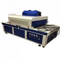 Plane UV curing machine TM-800UVF