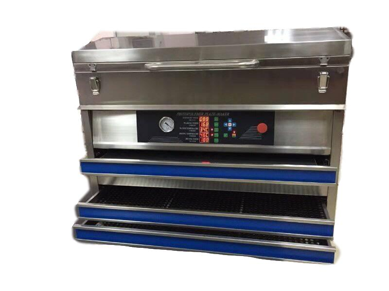 polymer flexo printing plate making machine