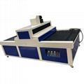 Large size flat UV Drying  machine