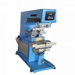 PM2-350 Large Size open Ink Well pad printing machine