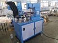 6 station rotary pad printing machine 10