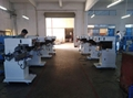 pad shuttle garment neck label pad printing machine with pad cleaning system 2
