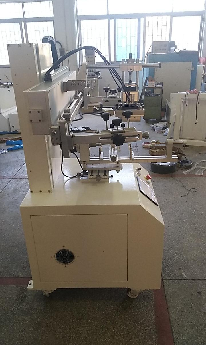 CNC screen printer